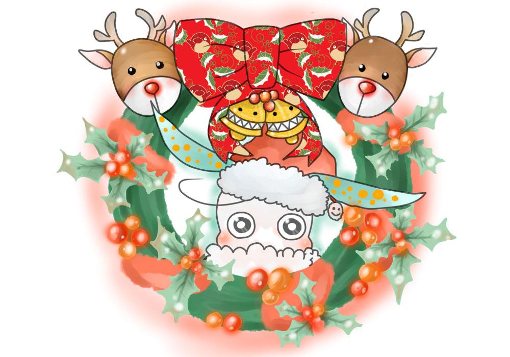 요코 크리스마스~.jpg